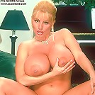 Huge firm melons and pornceleb leslie styles tardily playthings her hairless twat.